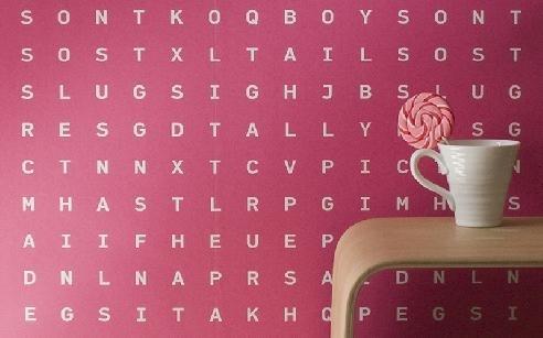 IDEx - Word Search Wallpaper Raspberry